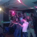 Fry Sauce Crowd at the Sand Trap
